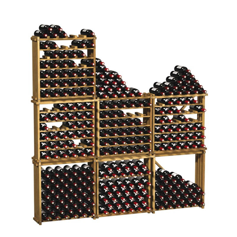 modulocube syst me de rangement pour le vin en h tre massif eurocave. Black Bedroom Furniture Sets. Home Design Ideas