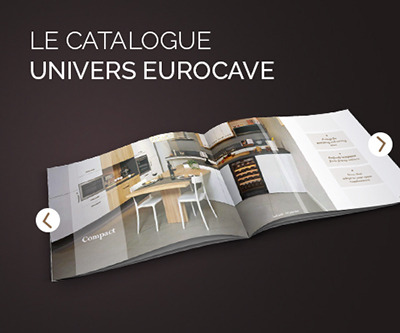Télécharger le catalogue Univers EuroCave