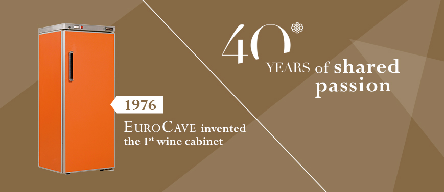 EuroCave, 40 years of history