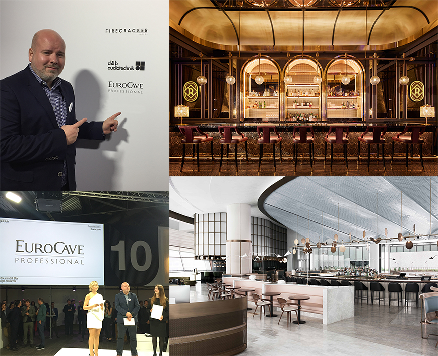 Restaurant and bar design awards ceremony 2018
