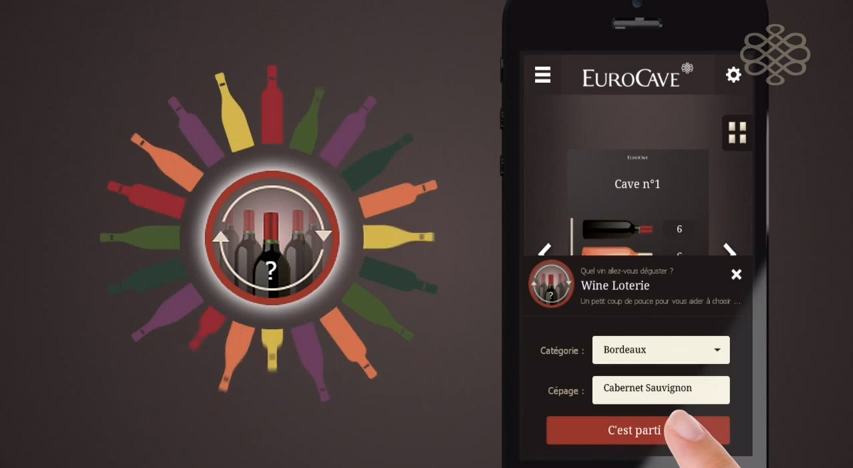 Application EuroCave
