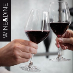 | WINE&DINE | Wine for two