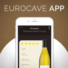 Eurocave lance son application gratuite sur smartphone et tablette eurocave - Application cave a vin gratuite ...