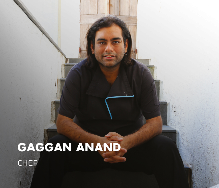Wine&Style - Portrait d'un chef hors normes - Gaggan Anand