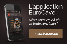 L'application de gestion de cave à vin EuroCave